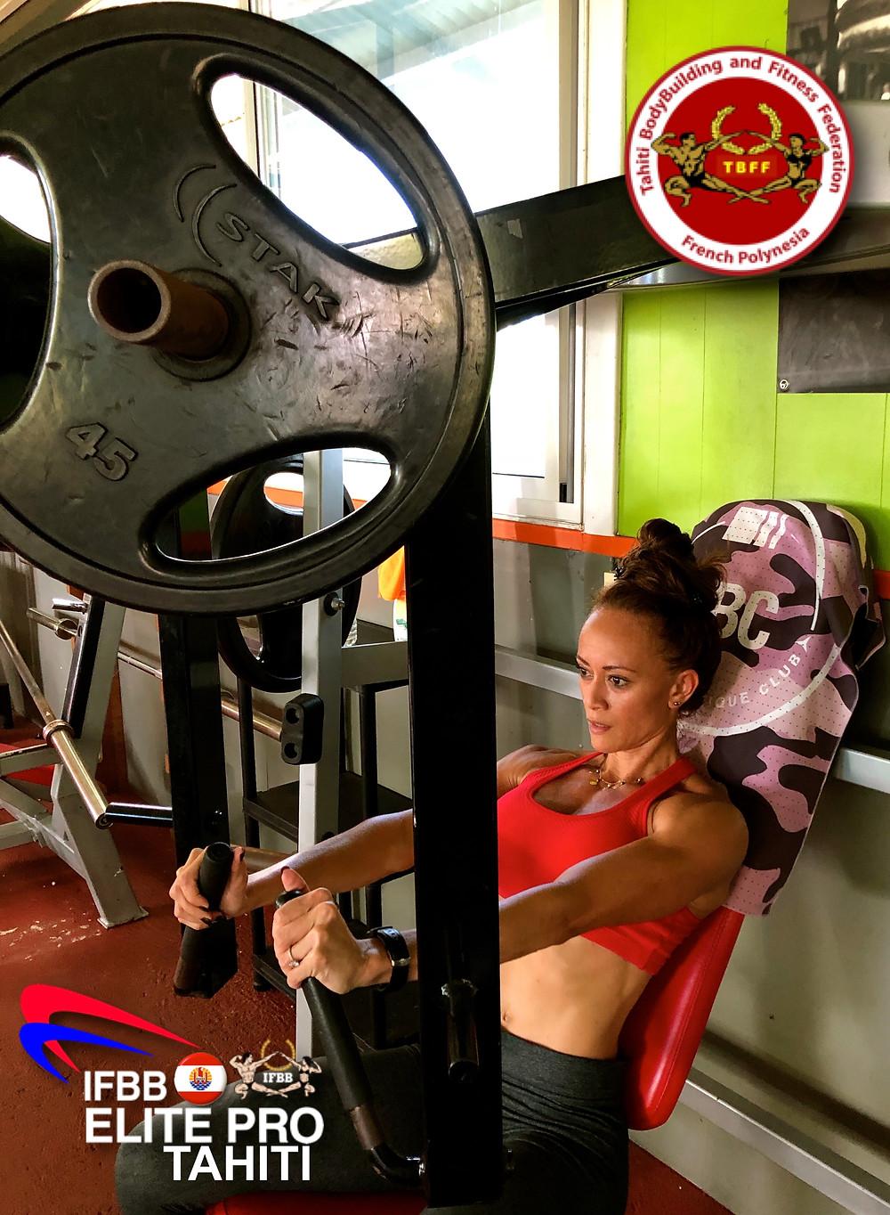 Temoemoe FAREMIRO_IFBB Elite Pro Bikini Fitness