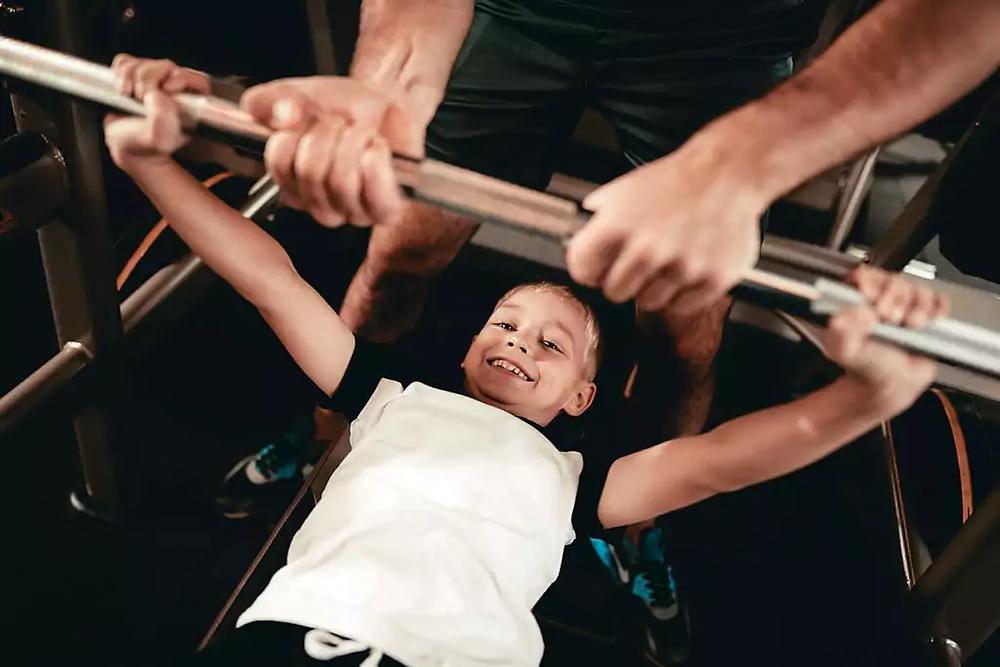Les conseils de musculation pour les adolescents - IFBB Tahiti Magazine