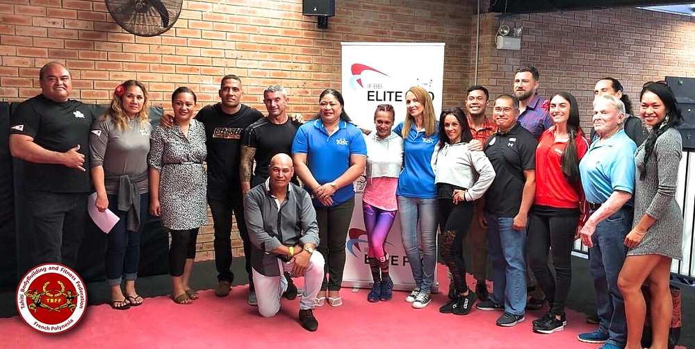 IFBB SOUTH PACIFIC FAMILY