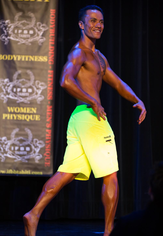 IFBB Open Polynésie 2015