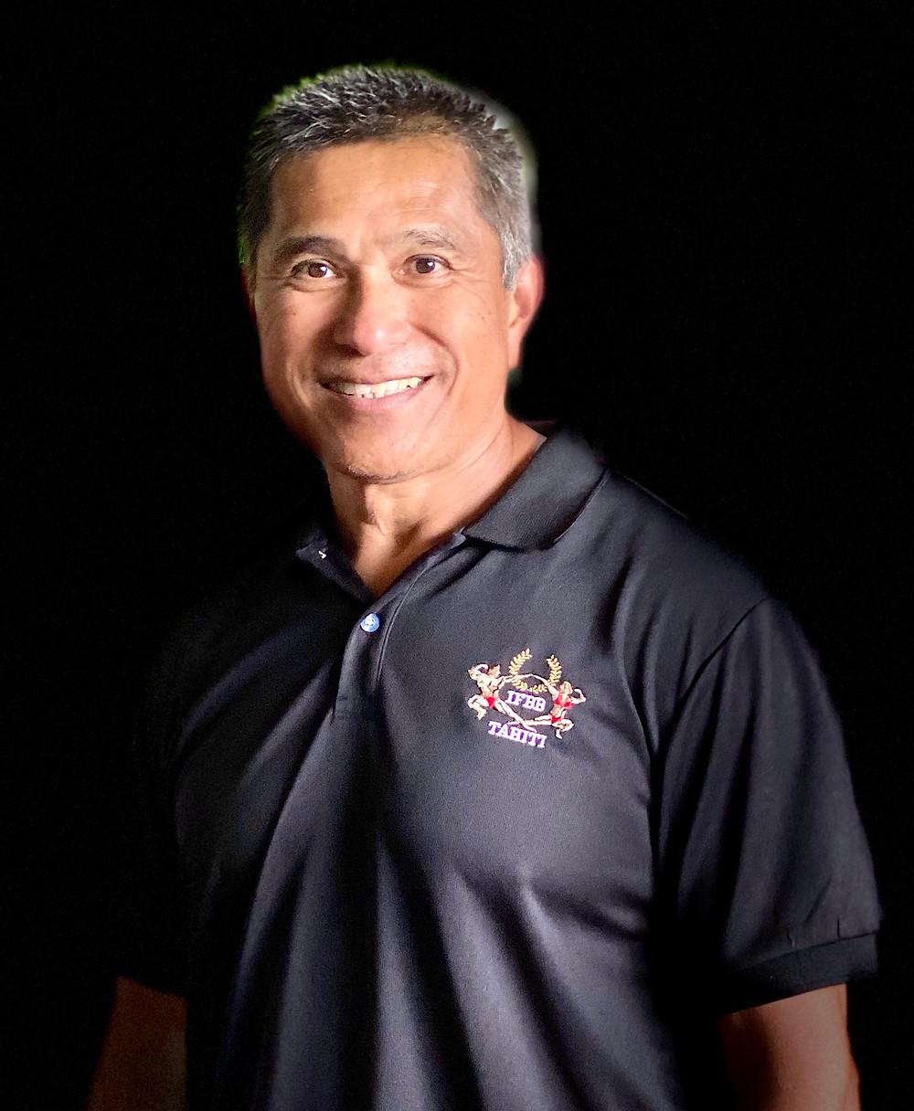 Jerry YEUNG Préparateur Physique depuis 1998-Champion de France de Bodybuilding