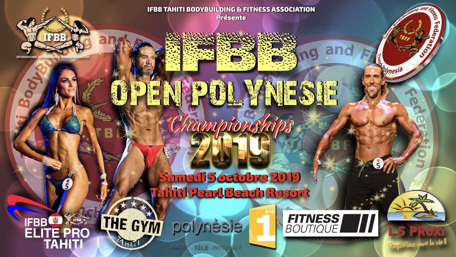 AFFICHE IFBB OP 2019.001