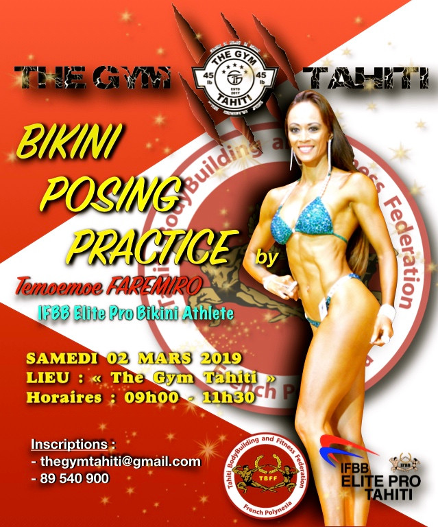 IFBB Elite Pro Tahiti