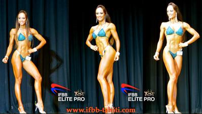 Bikini Practice by Temoemoe-F IFBB Elite Pro Athlete.