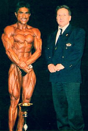 Jerry YEUNG Préparateur Physique - Champion de France -65 kg