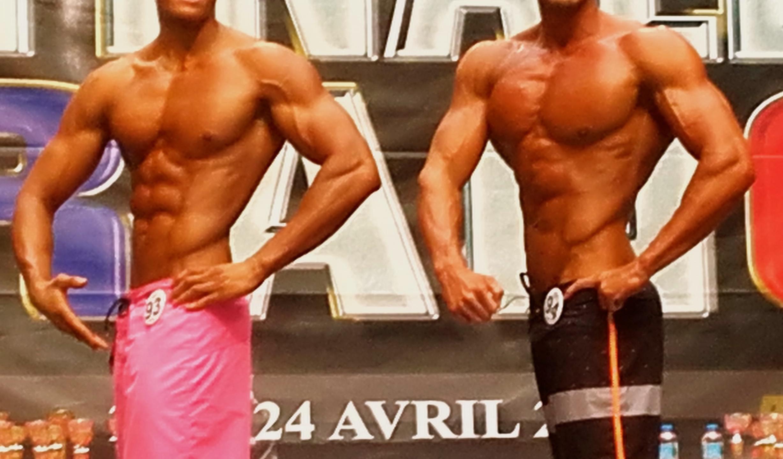 Gravelines Finales IFBB France 2016 D