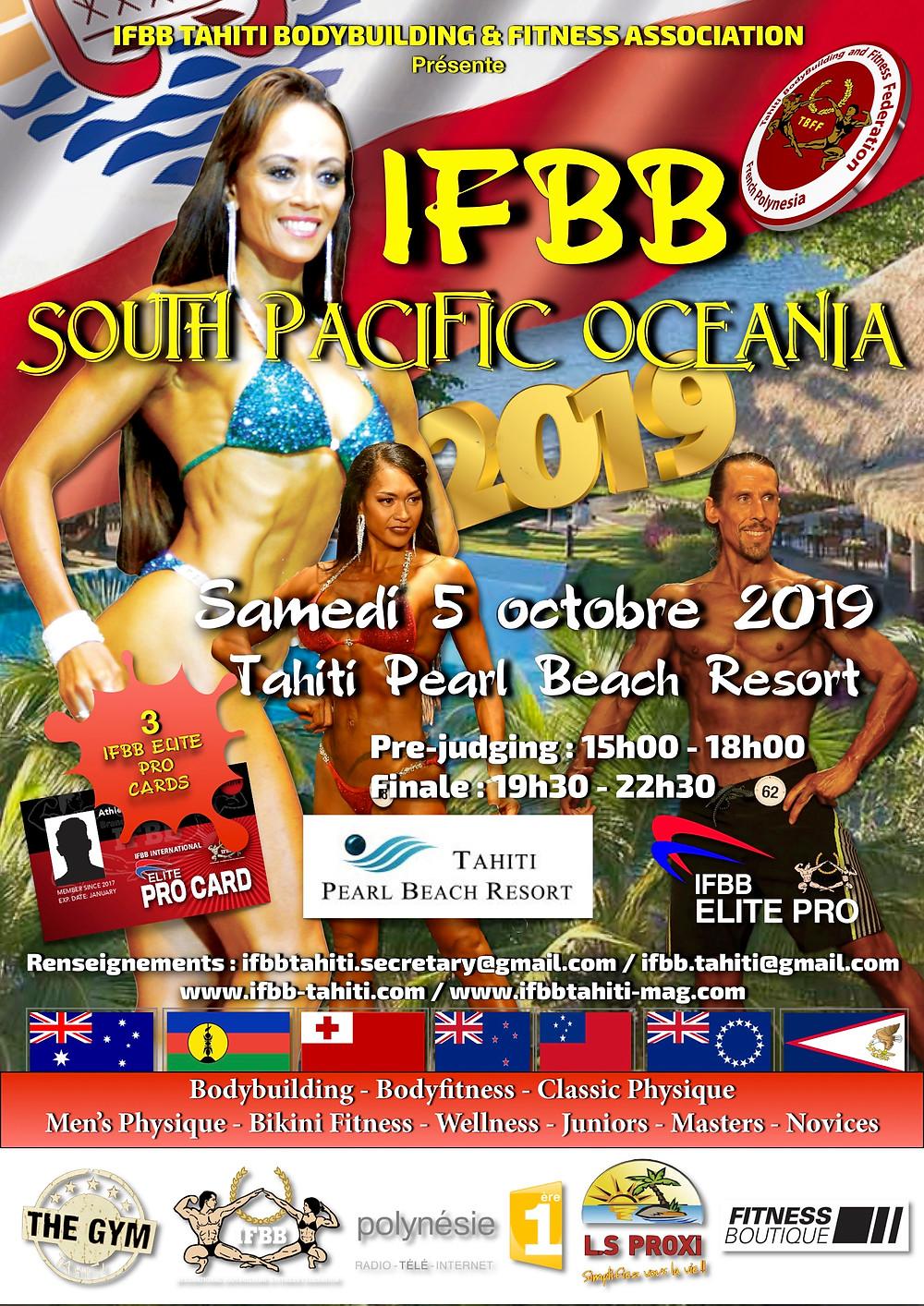 IFBB Tahiti Magazine-Fitness Network