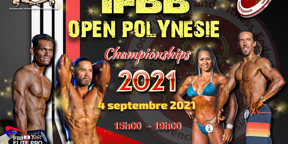 IFBB Open Polynésie 2021