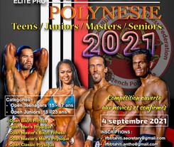 IFBB Open Polynésie Championship 2021