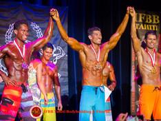 IFBB Open Polynésie 2016 ... A qui reviendra le titre dans les catégories Men's Physique ?