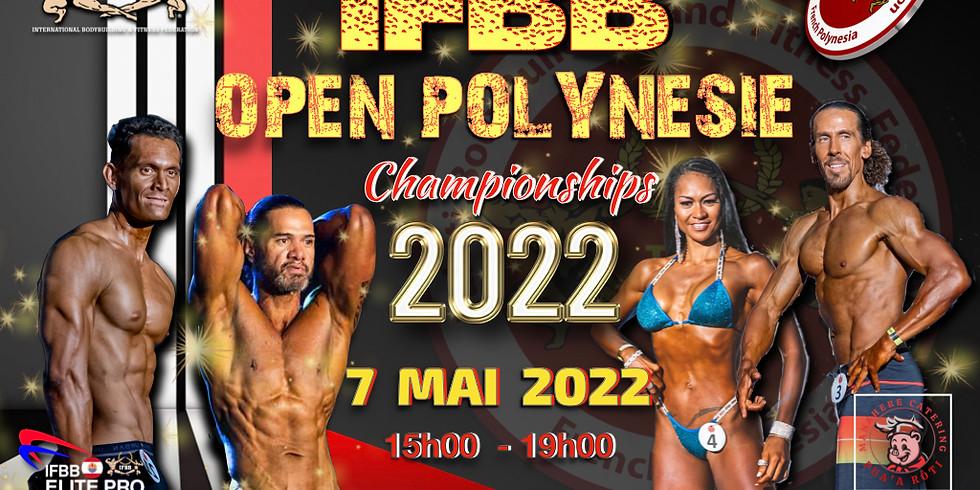 IFBB Open Polynésie 2022