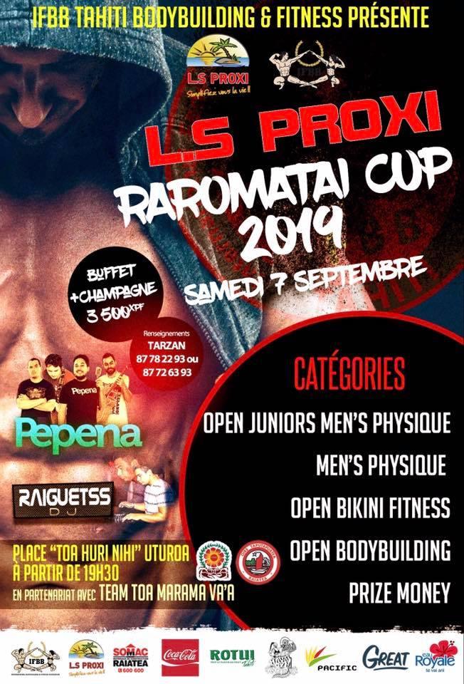 IFBB LS PROXI RAROMATAI CUP