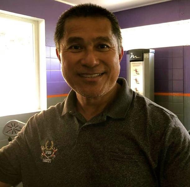 Jerry YEUNG Préparateur physique depuis 1998 - The Gym Tahiti