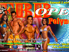 À vos marques, prêts !!! l'IFBB Open Polynésie Championship 2016 ...