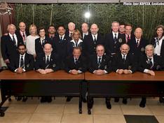 Le Congrès annuel IFBB 2015-Réunion du Conseil Exécutif