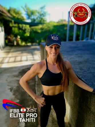 L'esprit féminin et la motivation ... Par Temoemoe VANFAU, IFBB Elite Pro Athlete