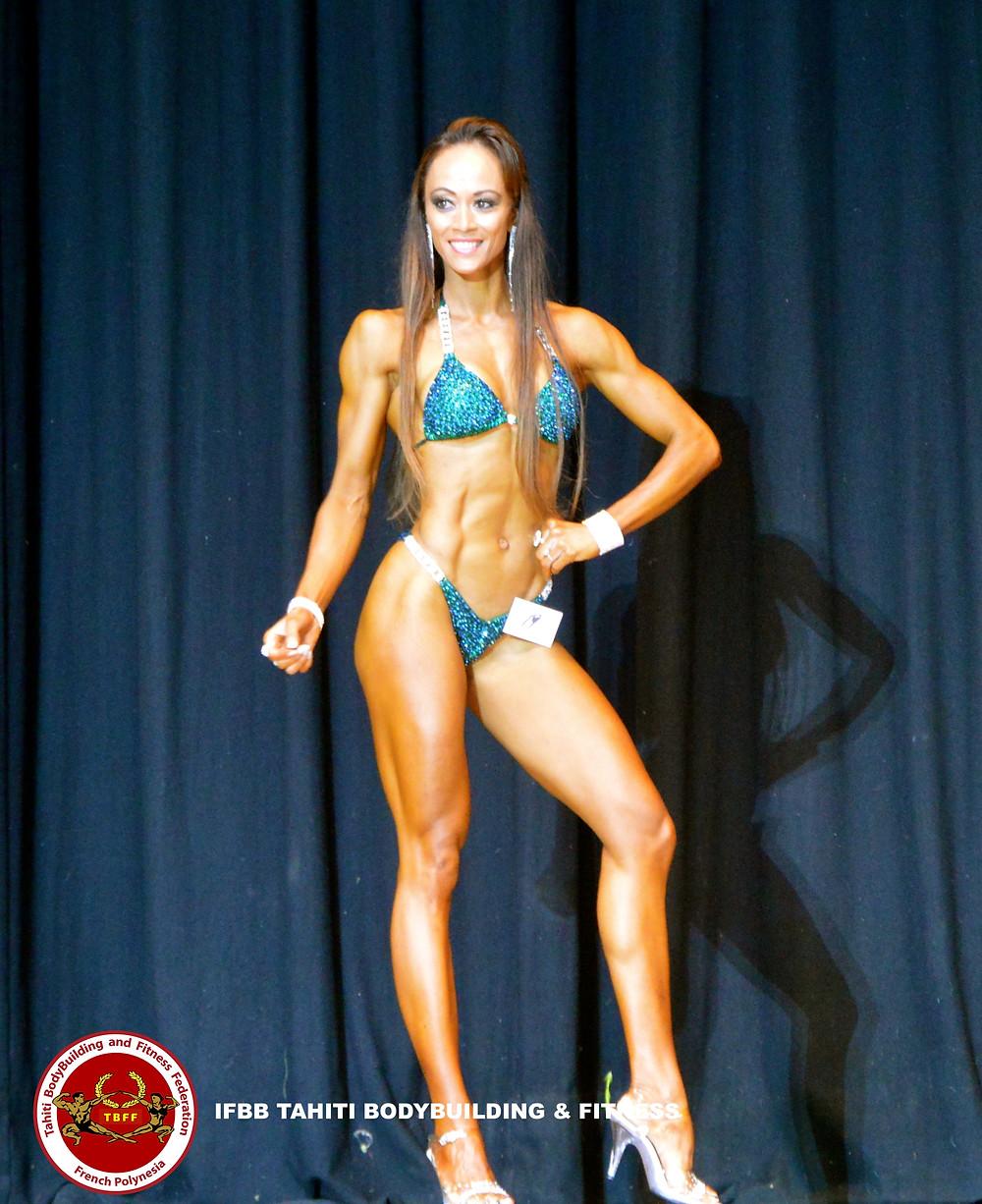 Temoemoe FAREMIRO - IFBB Elite Pro Bikini Fitness