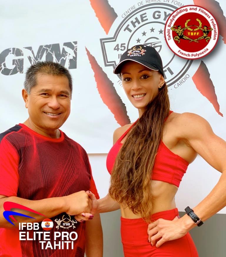 IFBB Tahiti Bodybuilding & Fitness 2019