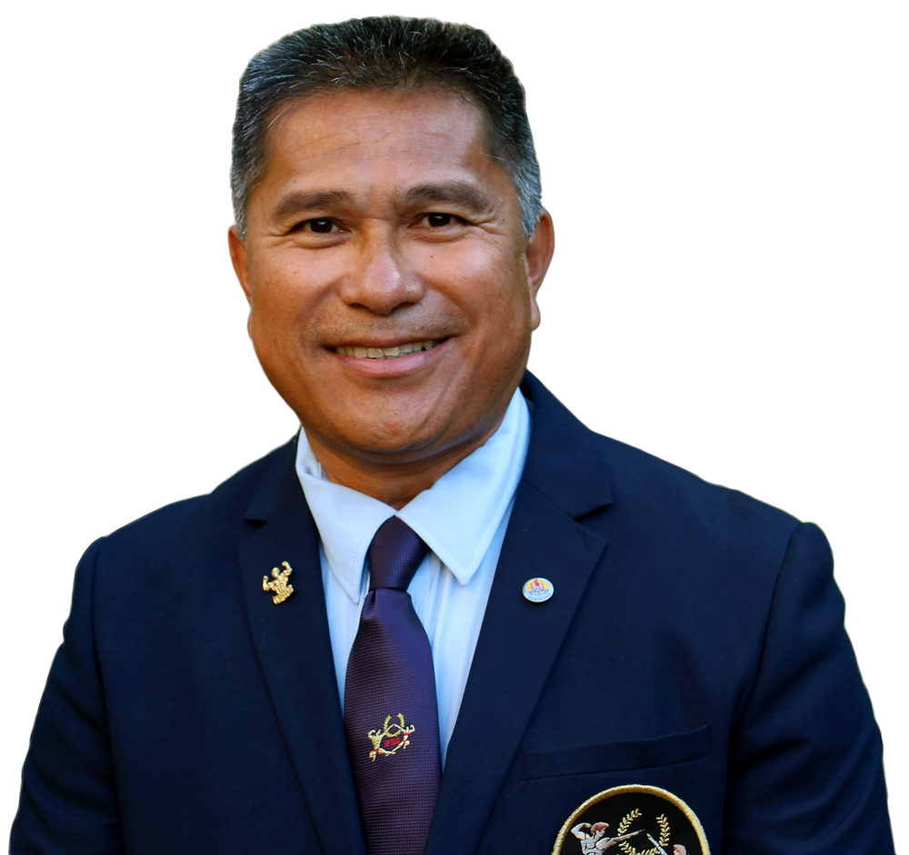 Jerry YEUNG Président IFBB Tahiti