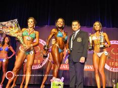 Open Bikini Fitness-IFBB Tahiti Nui Cup  2015