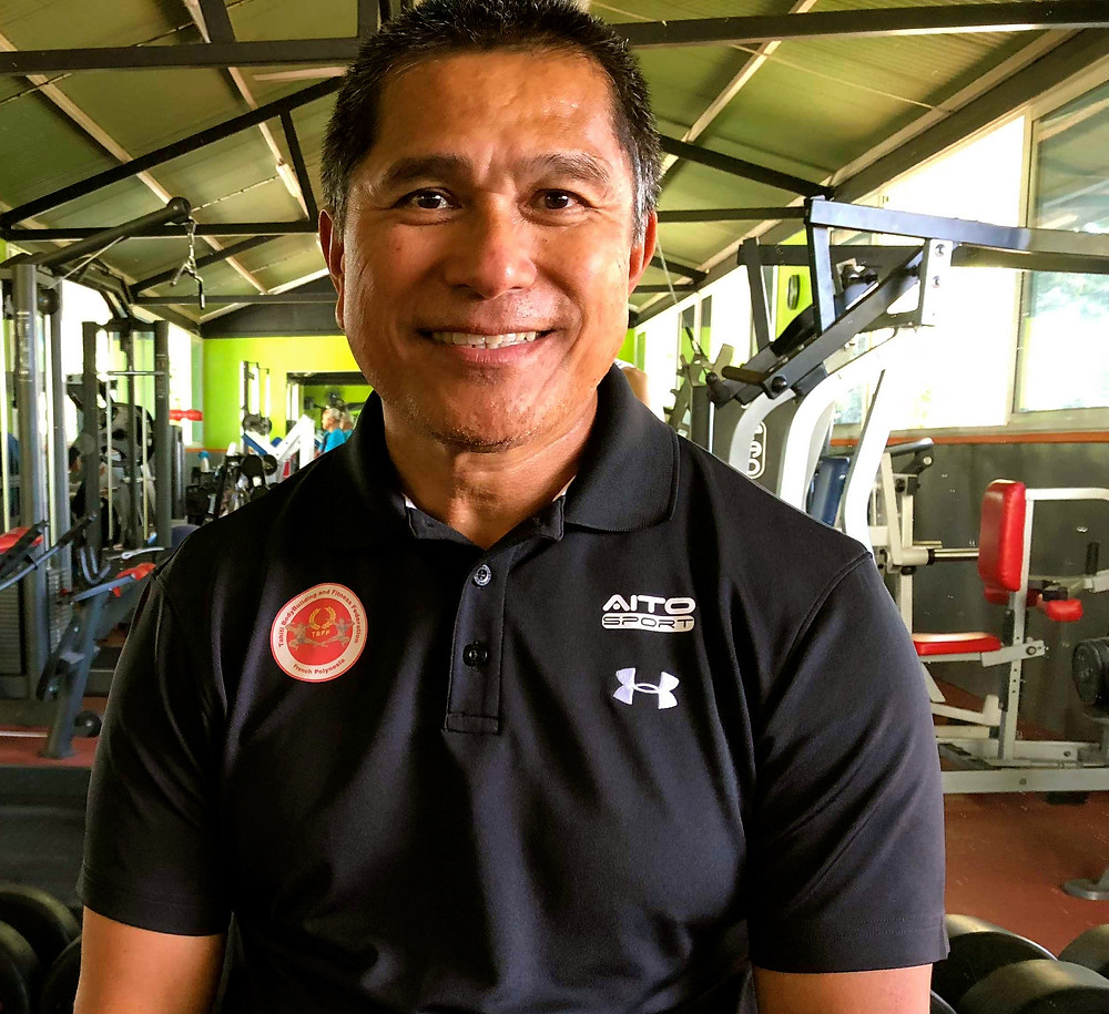 Jerry YEUNG Président IFBB Tahiti Bodybuilding & Fitness Association