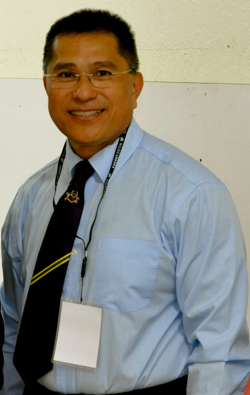 Jerry Yeung (Président IFBB Tahiti)
