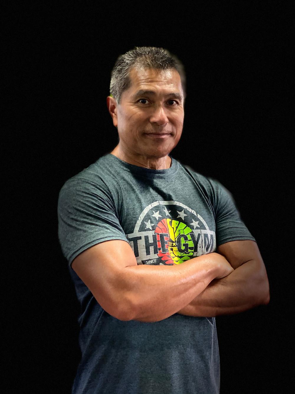 Jerry YEUNG préparateur physique depuis 1998-BEES 1