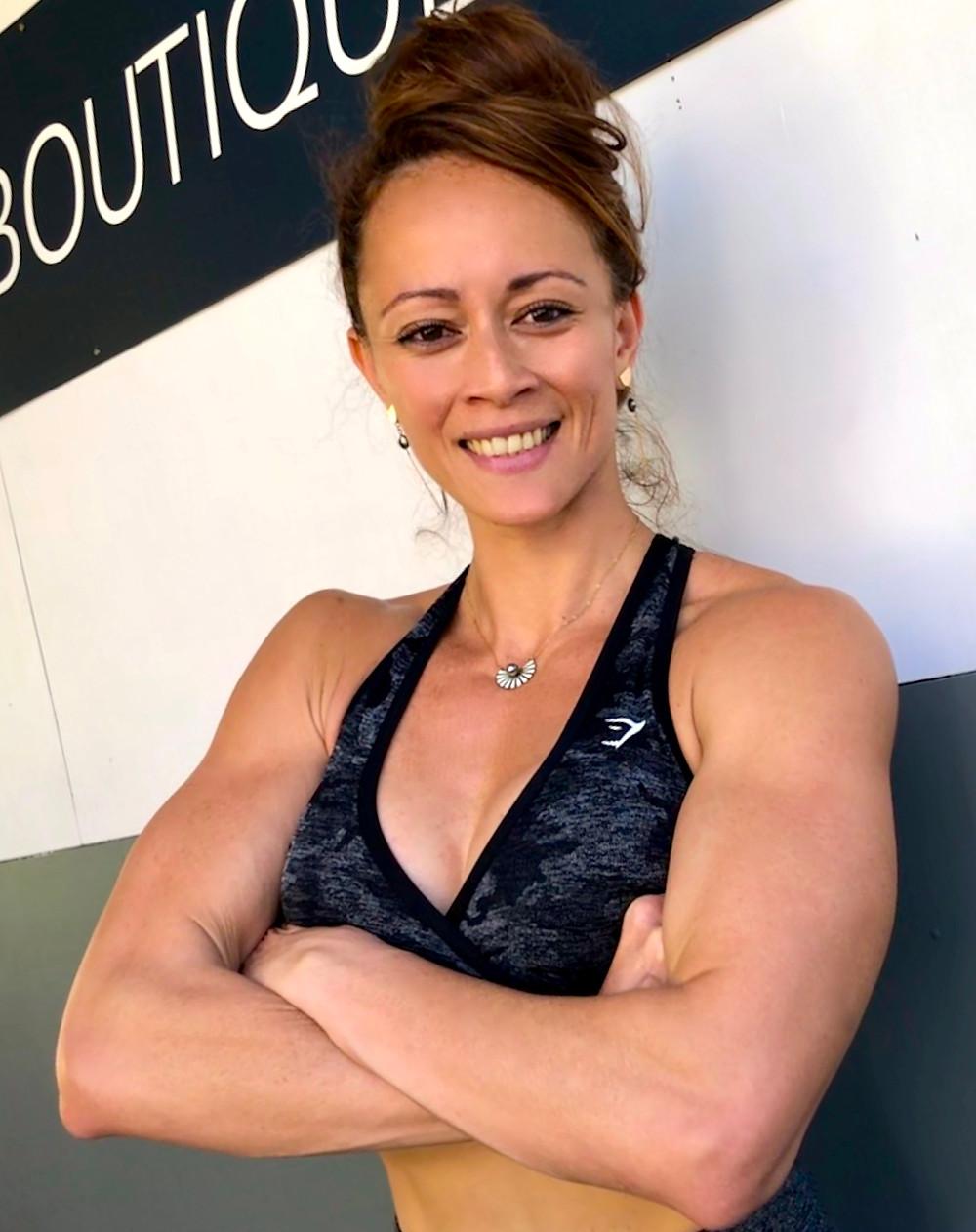 Temoemoe VANFAU - IFBB Elite Pro Athlete