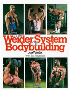 """Méthodes et techniques d'entraînements en musculation ... """"The Weider Principles"""""""