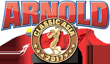 Arnold Classic Asia 2017