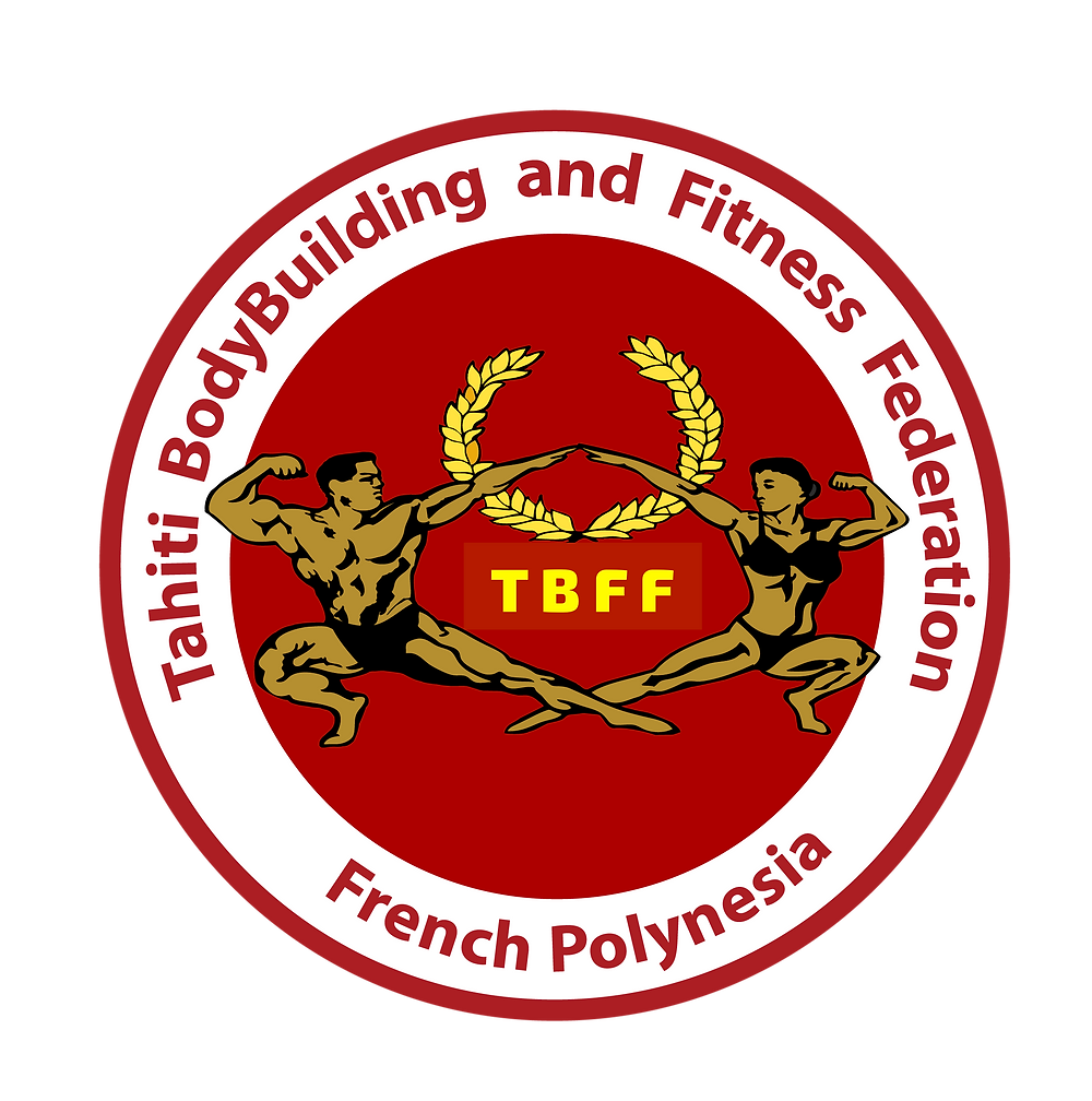 Official logo IFBB Tahiti
