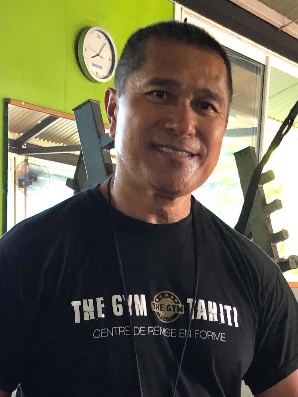 Jerry YEUNG Préparateur Physique depuis 1998 - Champion de France de Bodybuilding