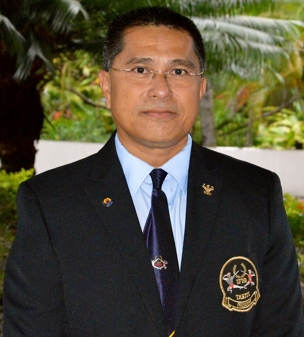 Jerry Yeung Préparateur Physique