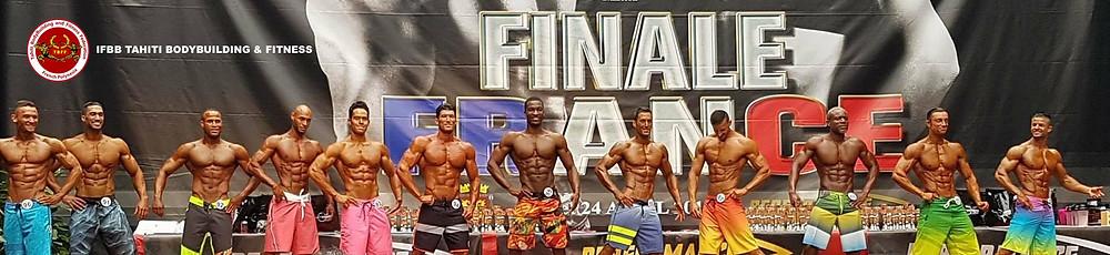 Finales IFBB France 2016 - Men's Physique +1,78m