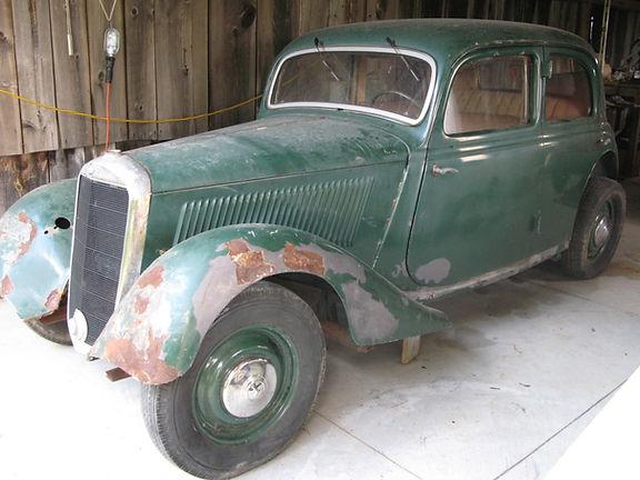 Mercedes 170v 1938