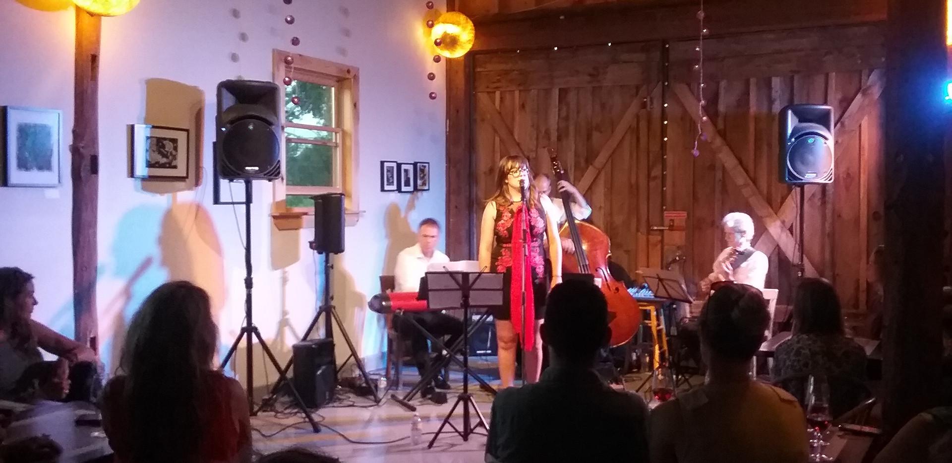 Représentation du spectacle Let's Jazz