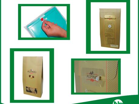 Lacre com Fitilho: Mais segurança e evidência para a sua embalagem.