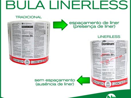 Rótulos-Bulas Linerless Novelprint, a inovação a favor da sustentabilidade!