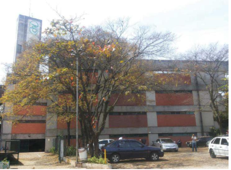 Estacionamento Fabrica