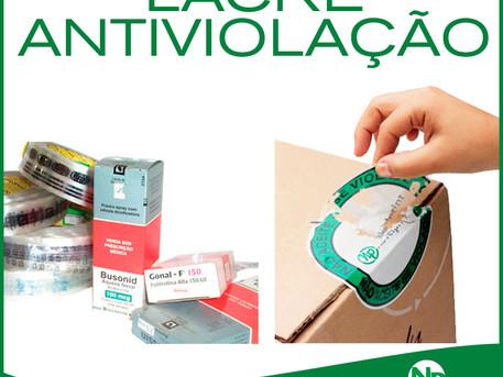 Lacre Antiviolação: Seus produtos ainda mais protegidos!