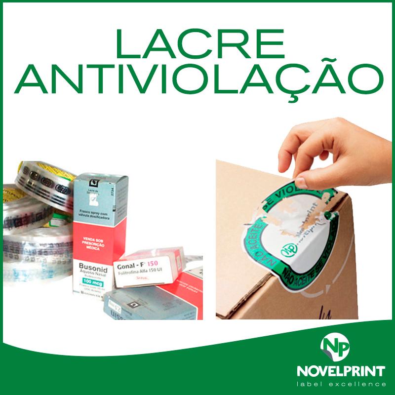 0ab000d43e828 Lacre Antiviolação  Seus produtos ainda mais protegidos!