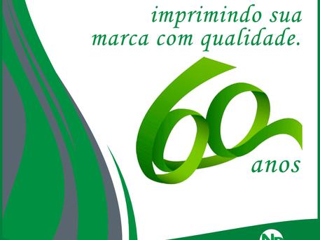 60 ANOS DE NOVELPRINT!