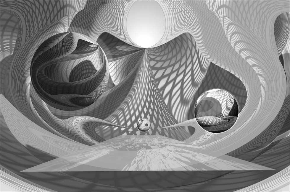 重々無尽 (inter reflection), 2020