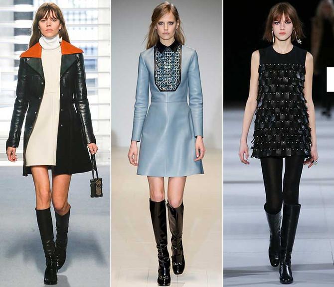 Модните идеи за есенно-зимния сезон на 2014 отново представят всички стилове