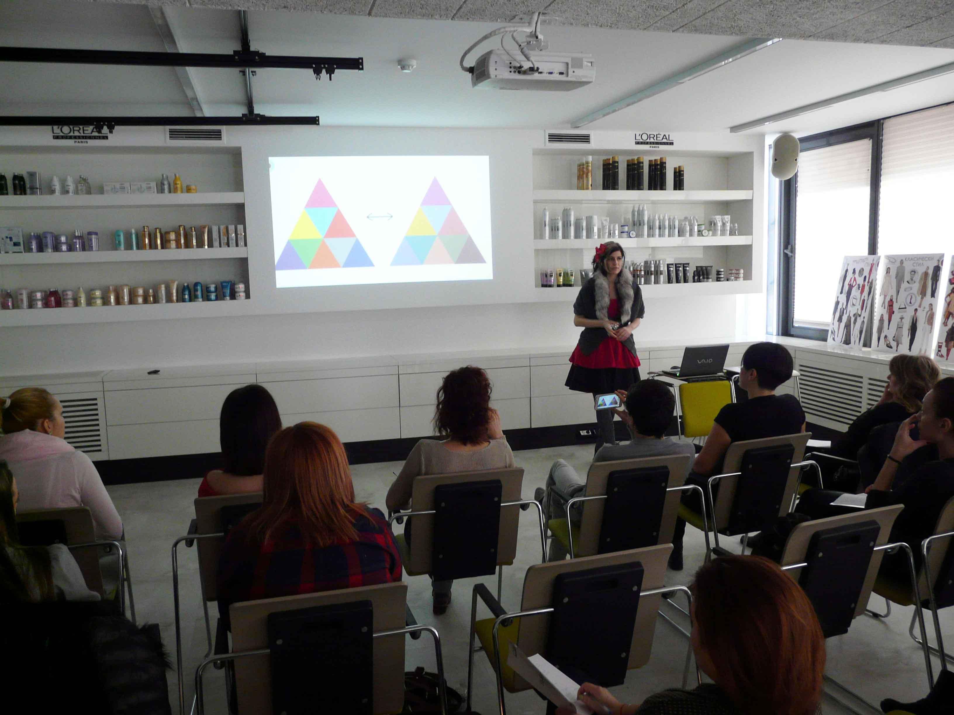 MBI in L'Oreal Academy Sofia.jpg