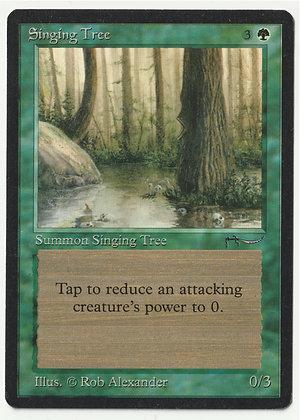 Magic: The Gathering, Singing Tree, Arabian Nights, Near Mint (1993)
