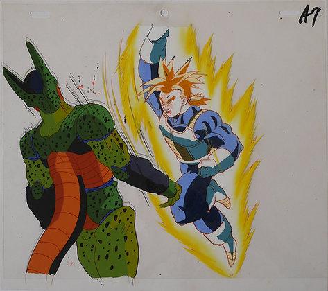 Dragon Ball Z, Future Trunks vs. Cell (1989-1996)