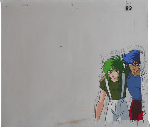 Saint Seiya, Ikki and Shun (1986-1989)