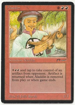 Magic: The Gathering, Aladdin, Arabian Nights, Good (1993)