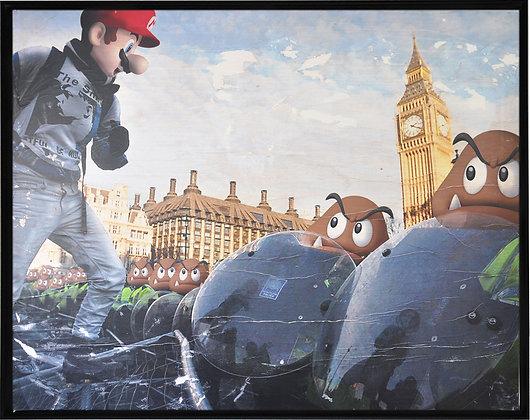 Combo, Mario Riot (2012)